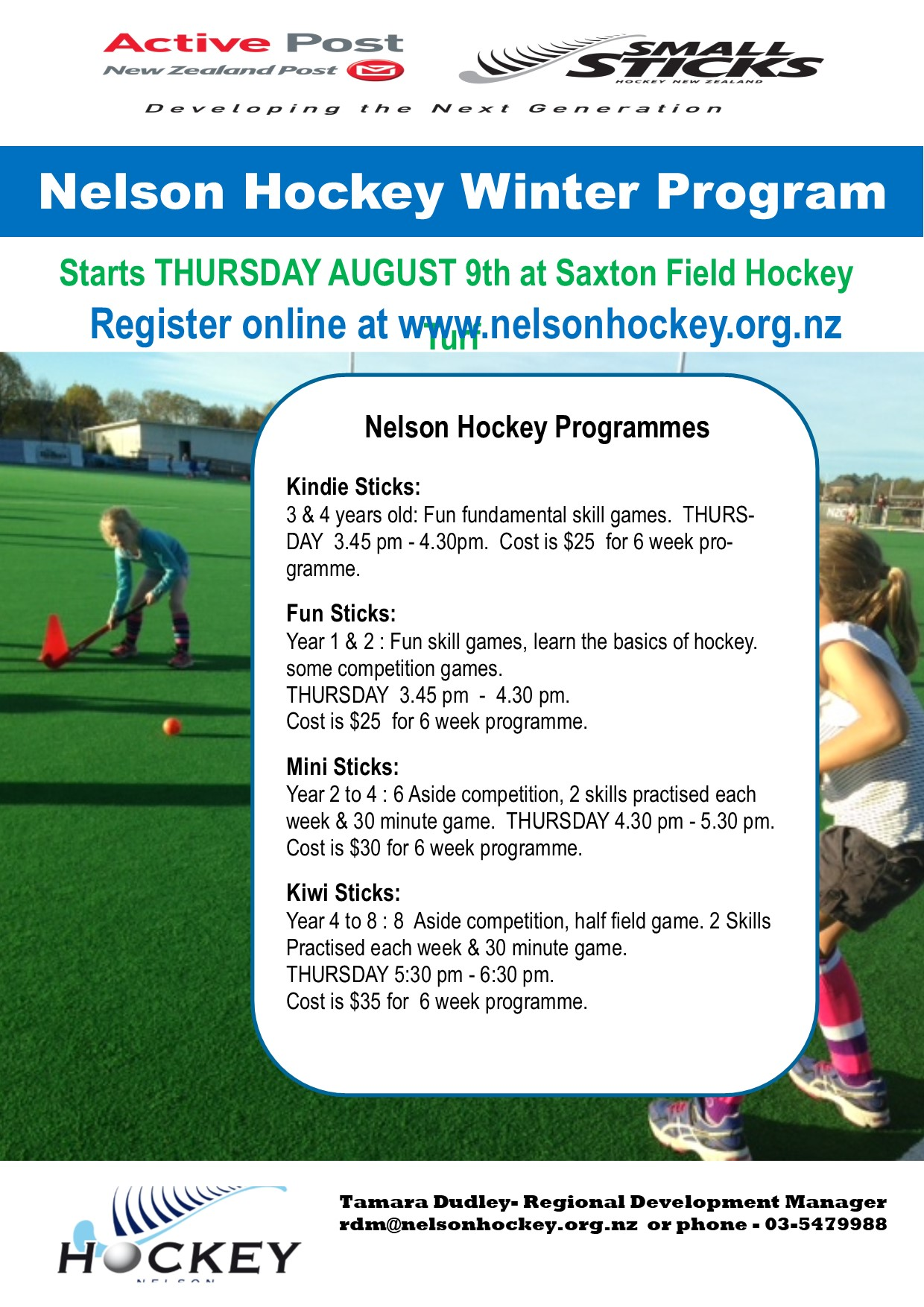 2018 WINTER JUNIOR PROGRAMME (AUGUST/SEPTEMBER) Will Start On THURSDAY AUGUST 9th!!!