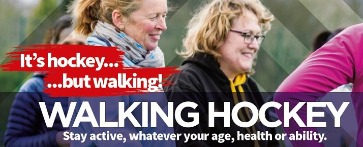 WALKING HOCKEY PROGRAMME Starting This Upcoming TUESDAY OCTOBER 30th Through TUESDAY DECEMBER 4th.